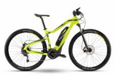 Sportowy rower elektrczny